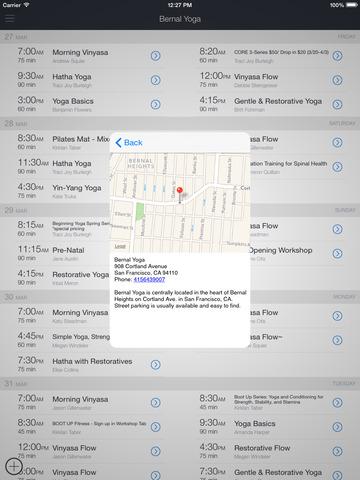 Bernal Yoga screenshot 6