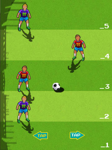 Champions Football Rush 2015 screenshot 5