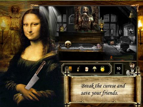 Adventure of Da Vinci's Code HD - náhled