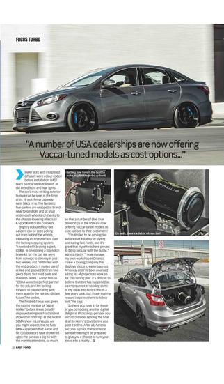 Fast Ford Magazine screenshot 4