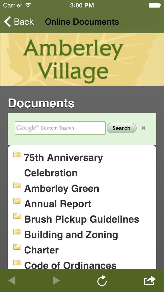Amberley Village screenshot 4