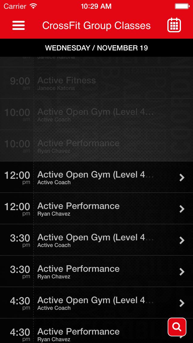 Active Performance screenshot #3