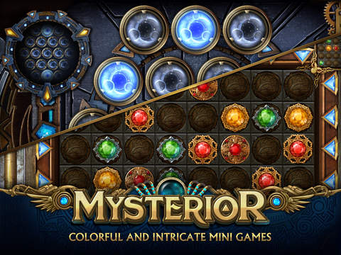 Mysterior - Exciting Expedition Through Quests and - náhled