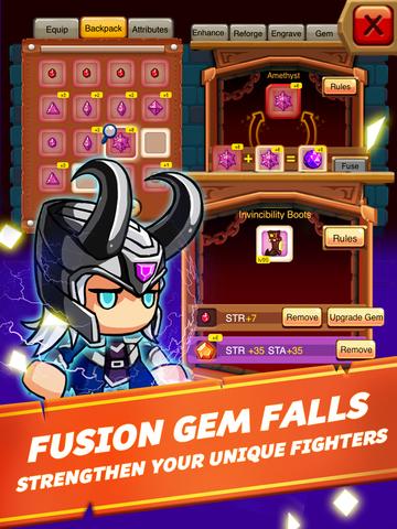 Chaos Fighters screenshot 9