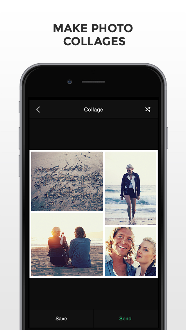Camu - Camera for simply perfect pictures screenshot 5