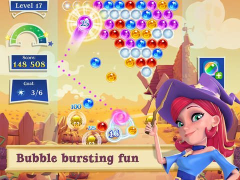 Bubble Witch 2 Saga screenshot 6