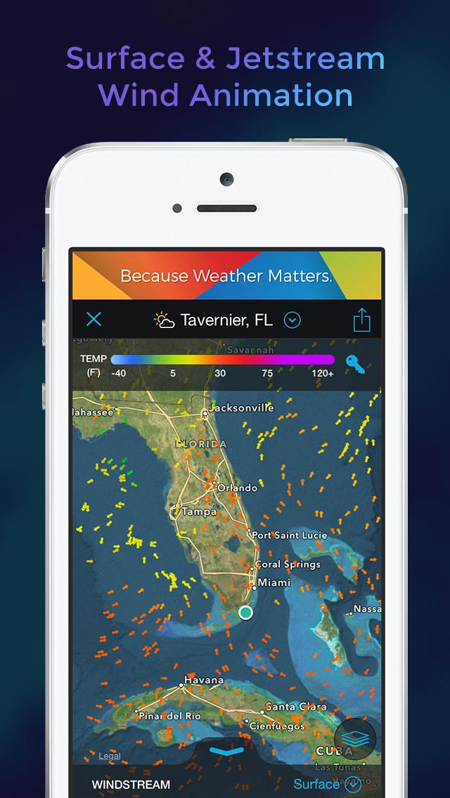 Storm Radar screenshot 2