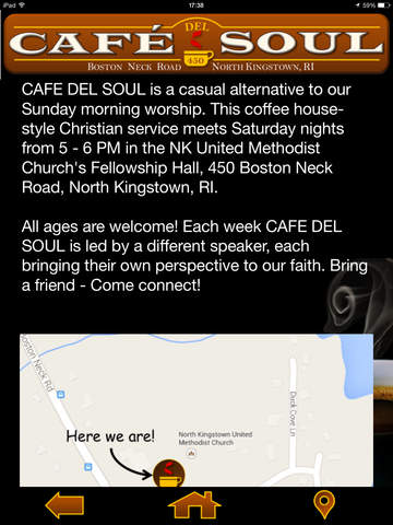 Cafe del Soul - Coffee house-style screenshot 7