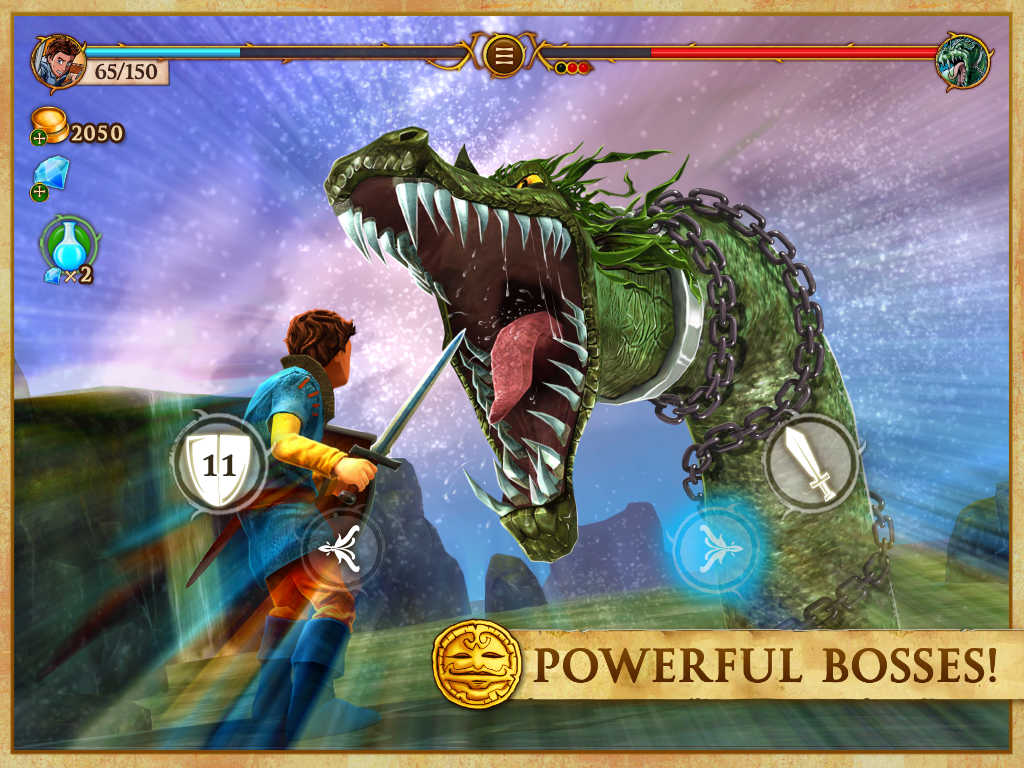 beast quest by miniclip  touch arcade
