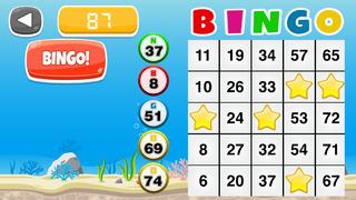 Blue Fish Bingo: Big Win Party Edition - FREE screenshot 1