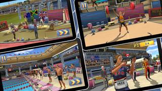 Athletics 2: Summer Sports screenshot 1