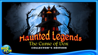 Haunted Legends: The Curse of Vox - A Hidden Objects Adventure screenshot 5