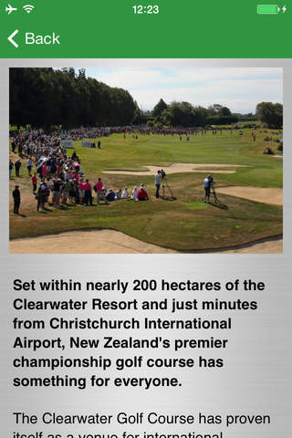 Clearwater Golf Club - náhled
