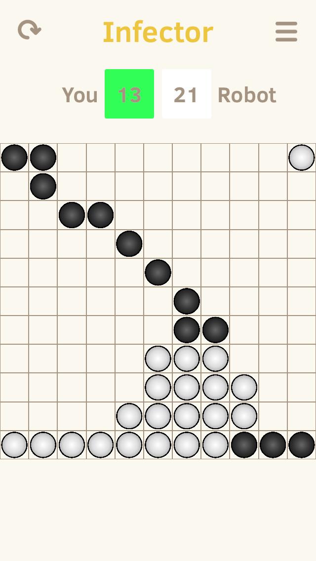 Infector screenshot 1