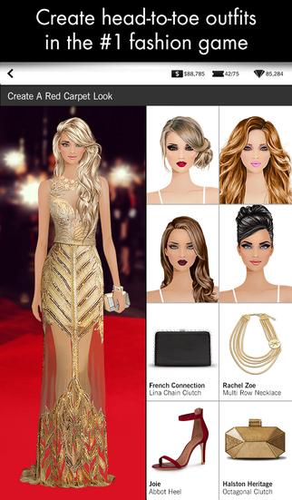 Covet Fashion screenshot 1