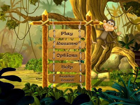 Hungry Monkey Challenge screenshot 7