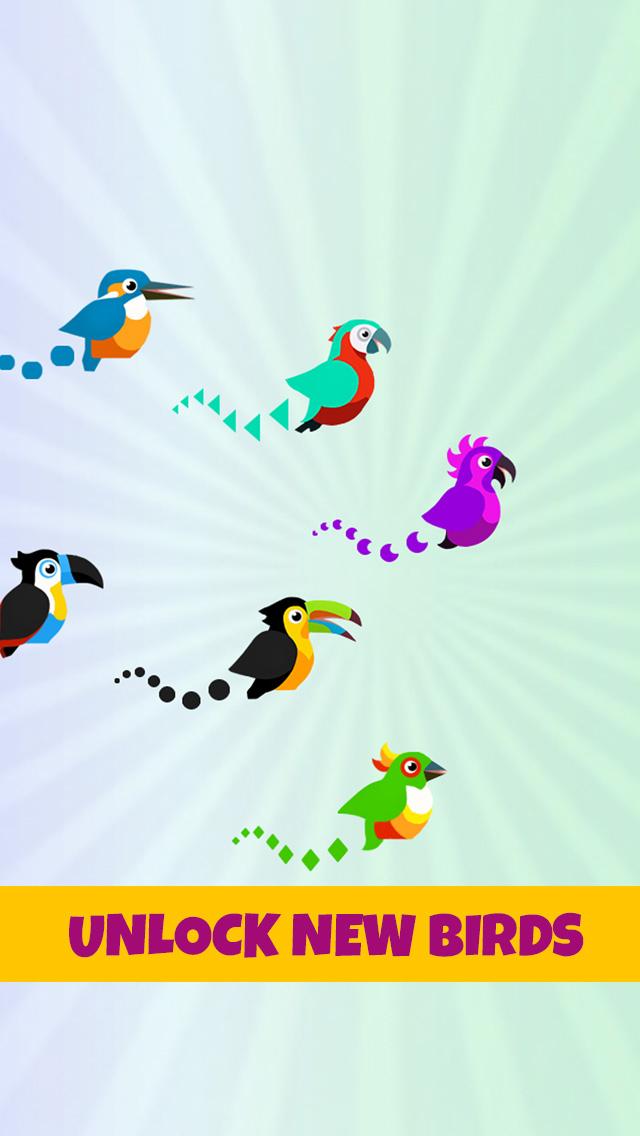 Birdy Bird - Climb to the top screenshot 3