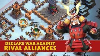Samurai Siege: Alliance Wars screenshot 5
