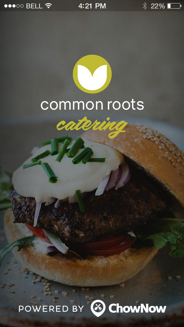 Common Roots Cafe screenshot 1