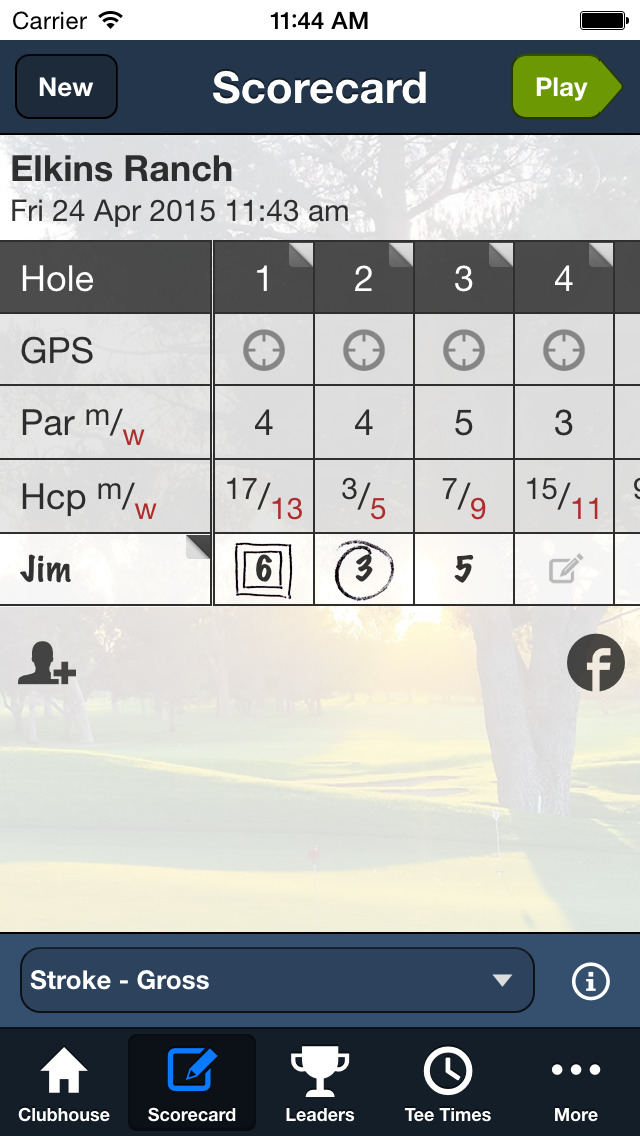 Elkins Ranch Golf Course screenshot 3