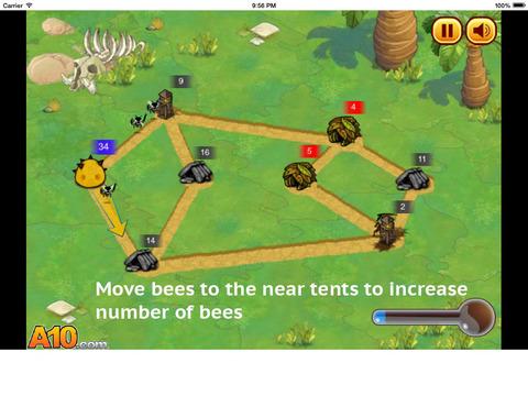 Angry Bees Free screenshot 6