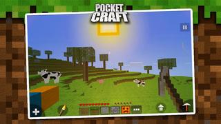 Pocket Craft : Survivor Mode screenshot 1