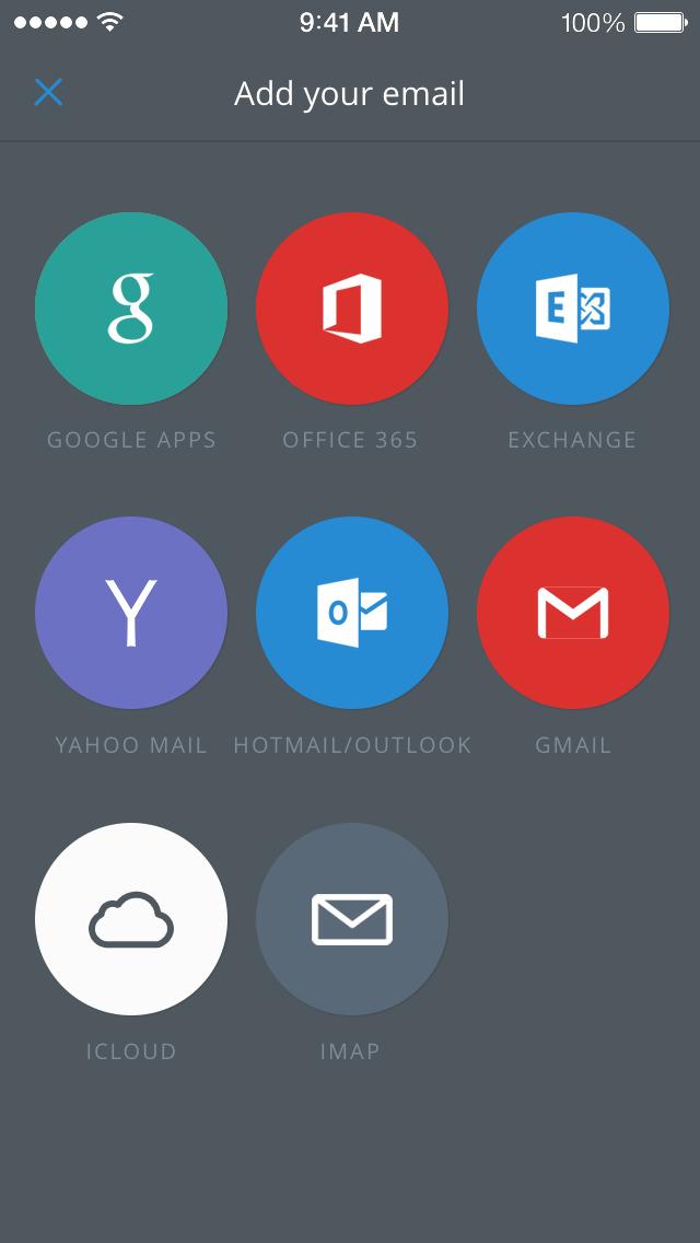 Newton Mail - Email App screenshot 1