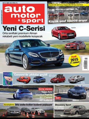 Auto motor & sport magazine screenshot 6