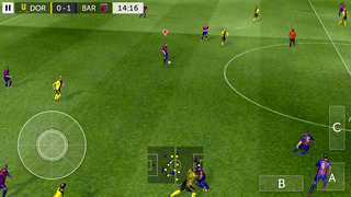 First Touch Soccer 2015 screenshot 4
