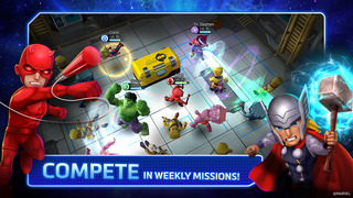 Marvel Mighty Heroes screenshot 4