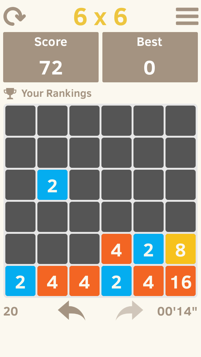 2048 4096 8192 screenshot 3