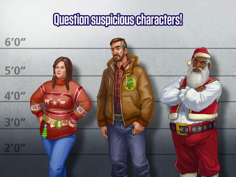 Hidden Objects: Mystery Crimes Christmas screenshot 8