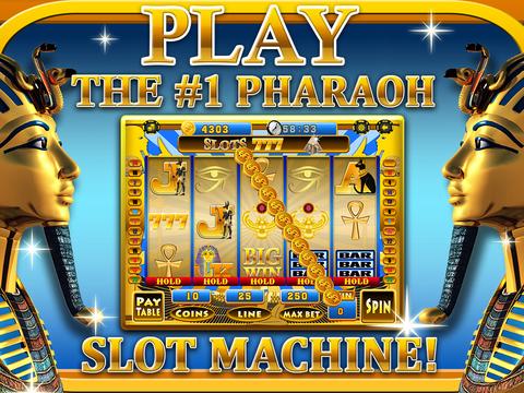 +777+ Slots - Pharaoh's Path Free screenshot 7