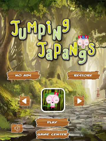 Jumping Japangs HD screenshot 5