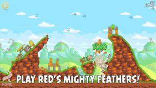 Angry Birds Free screenshot 5