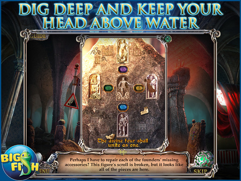 Sable Maze: Norwich Caves HD - Hidden Objects, Adventure & Mystery screenshot 3