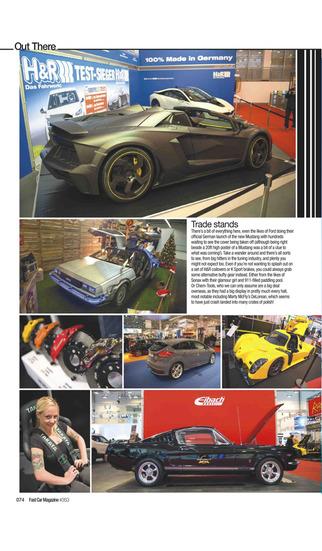 Fast Car Magazine screenshot 3