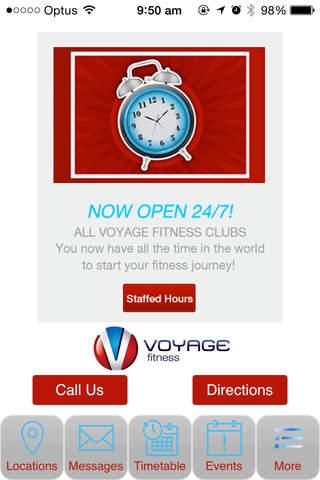 Voyage Fitness 247 - náhled