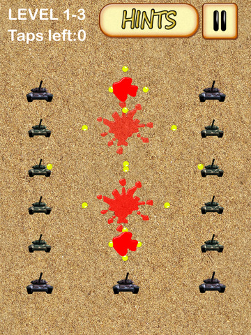 A Pro Full Version Strategy Puzzle Guns Tanks Cannons Solve It Game screenshot 5