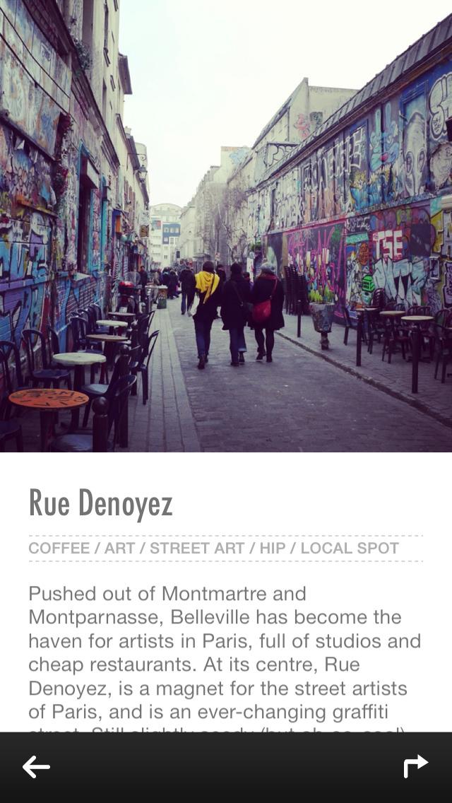 Paris Urban Adventures - Travel Guide Treasure mApp screenshot 3
