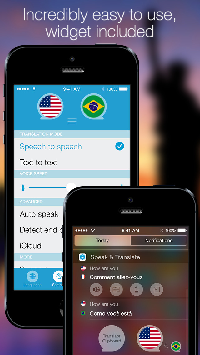 Speak & Translate: Translator screenshot 2