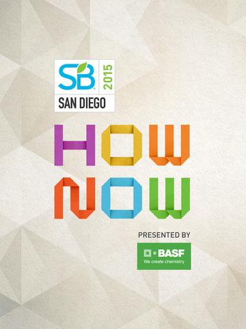 SB'15 San Diego screenshot 3