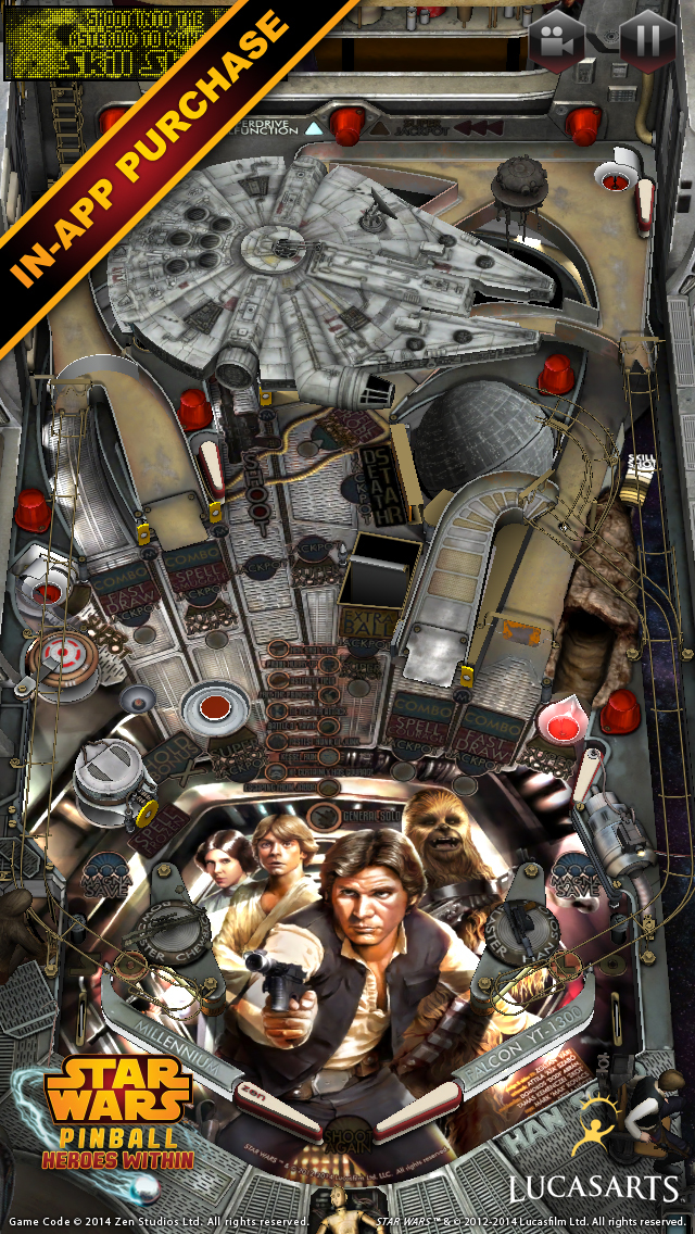 Star Wars™ Pinball 7 screenshot 4
