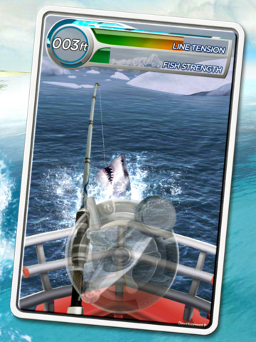 iphones for free real fishing 3d free screenshot 12516