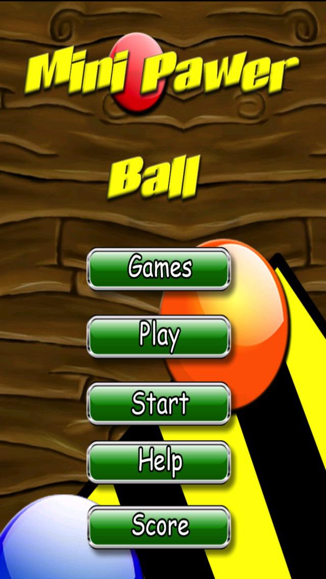 Mini Power Ball PRO screenshot 5