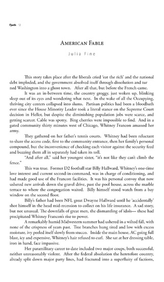 Fjords Review - Literature and Fine Art for the 21st Century Reader screenshot 5