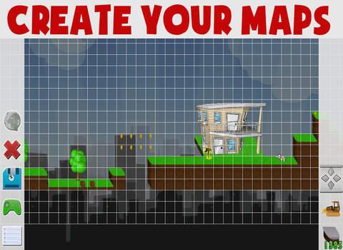 Lucas Maker - Game constructor screenshot 10