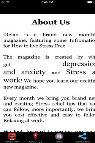 iRelax - Art of Stress Free Living Magazine - náhled