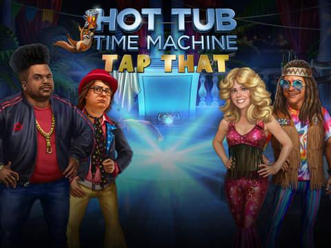 Hot Tub Time Machine: Tap That screenshot 6