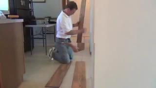 How To Lay Laminate Flooring screenshot 4